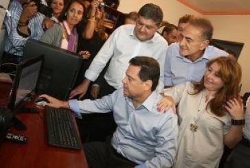 O Governo do Estado de Goiás Lança o  Programa  Banda Larga Popular