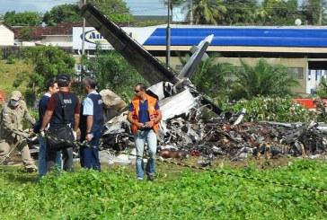 PE: aeronave deve ter ficado sem um dos motores, diz delegado