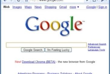 Falha no Google permitia remover sites dos resultados de pesquisa
