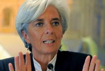 Christine Lagarde será nomeada nesta terça- feira  chefe do FMI