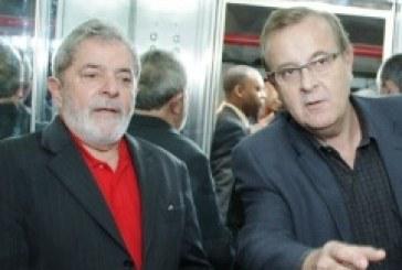 Lula reforça importância da união entre PT e PMDB