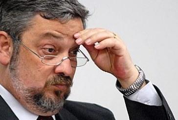 Justiça manter a sentença que condenou  Palocci ao pagamento de multa por improbidade administrativa
