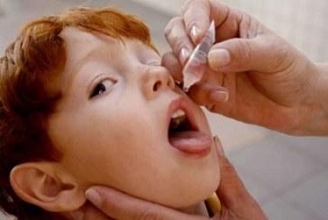 Saúde já prepara profissionais para 2ª etapa da Campanha contra Pólio