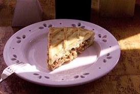Receitas para o final de semana: Torta simples de frango