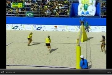 Jogos Mundiais Militares: Brasileiras vencem no Vôlei de Praia