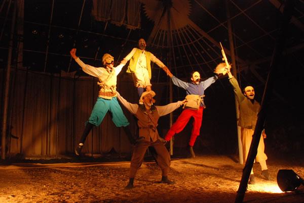 Encontro Goiano de Malabares e Circo
