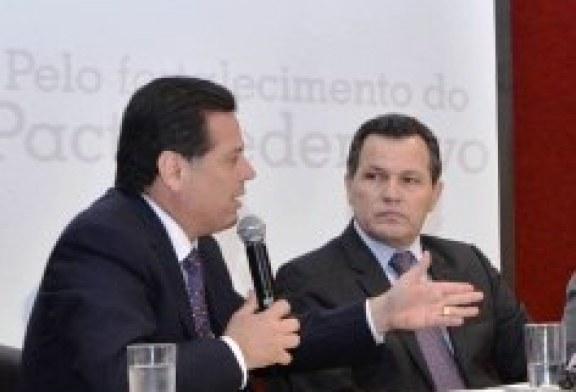 Carta de Cuiabá pede conclusão da Norte-Sul