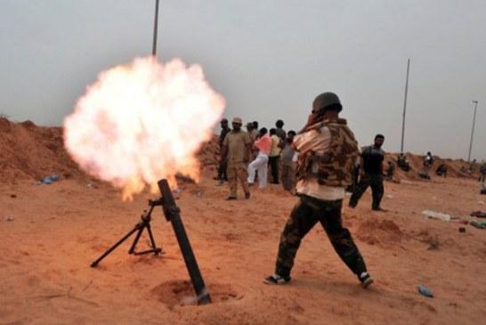 conselho de transição líbio controlam universidade de Sirte