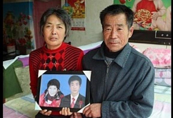 Homens são presos ao tentarem vender cadáver de mulher para realizar cerimônia de casamento na China