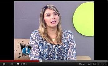 Programa Identidade exibido 24/03/2012