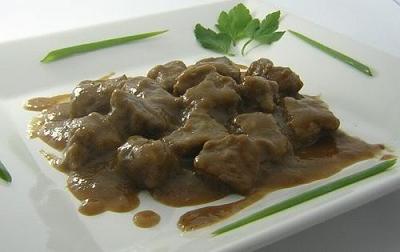 Receita para a semana: Carne ao molho madeira