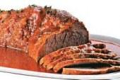 Receita para o final de semana: Carne assada rápida
