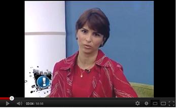 Programa Identidade exibido na Fonte TV 23/06/2012