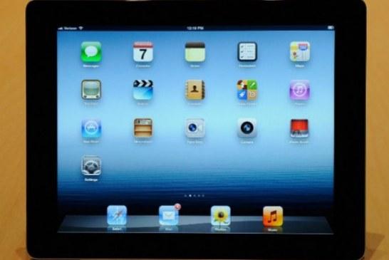 Ministério diz que concorrência deve baixar preço de iPad 'brasileiro'; tablet tem valor de importado
