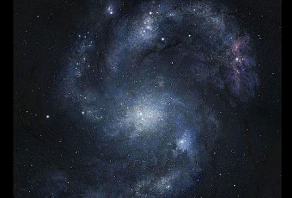 Cientistas descobrem nova galáxia em forma de espiral