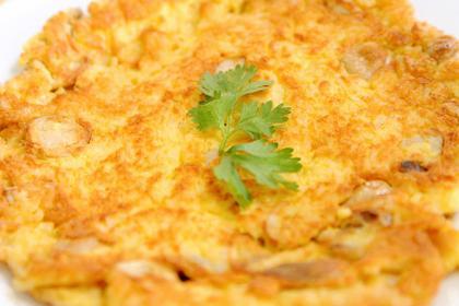 Receita de Omelete de liquidificador