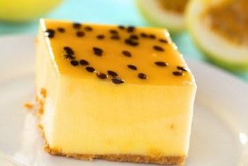 Receita de Torta de maracujá