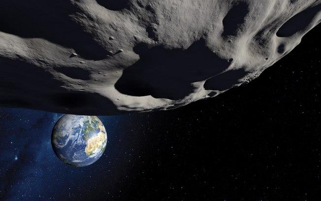 Nasa alerta que Asteroide passará próximo à Terra no dia 31 de maio