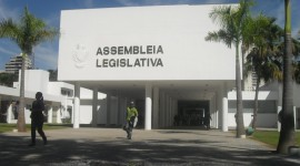 Posse dos novos deputados da Assembleia Legislativa &#8211; GO