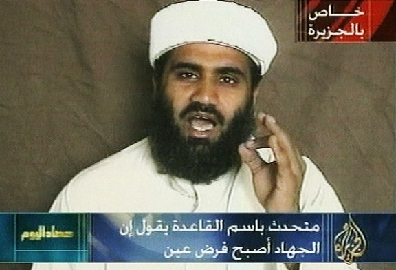 Porta-voz de Bin Laden comparece a tribunal em NY