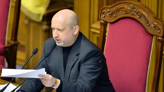 Presidente interino da Ucrânia é pastor evangélico