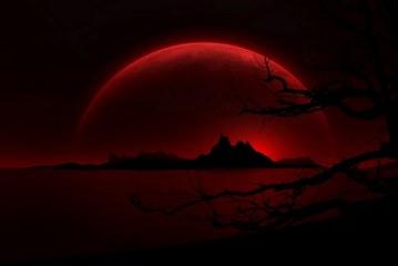 NASA  confirmou que entre 2014 e 2015 Ocorrerão 4 Eclipses Lunares Seguidos = 4 Luas de Sangue – Sinais do Fim dos Tempos ?
