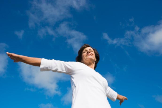 O que acontece após a pessoa ser batizada com o Espírito Santo?