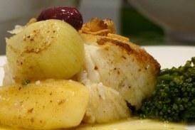 Receita para o final de semana: Bacalhau com batatas