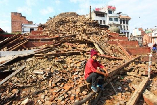 Organizações brasileiras lançam campanha para arrecadar doações para o Nepal