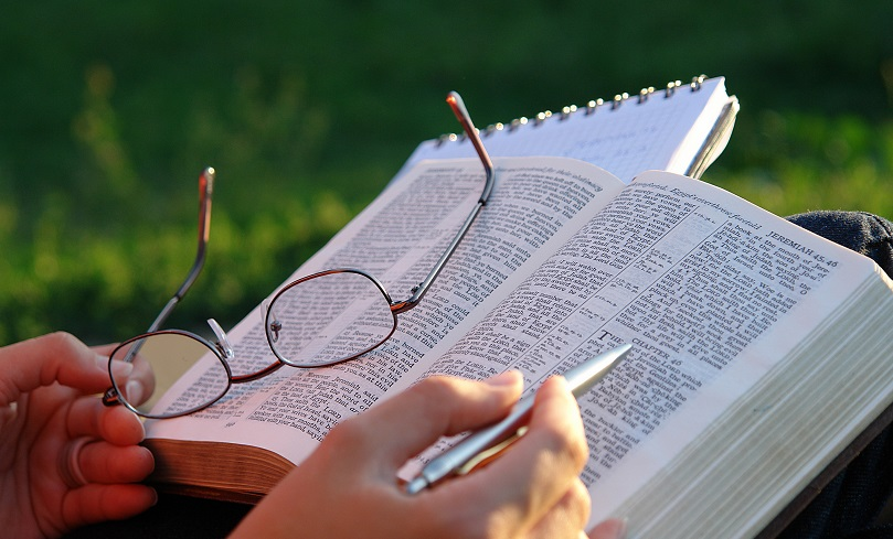 5 dicas de como estudar a Bíblia de forma eficiente