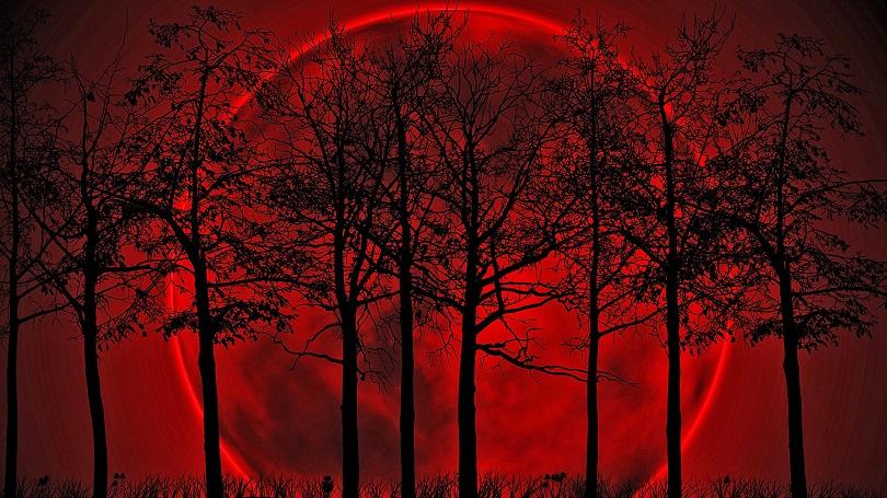Última Lua de Sangue está marcada para acontecer no dia 27 de setembro