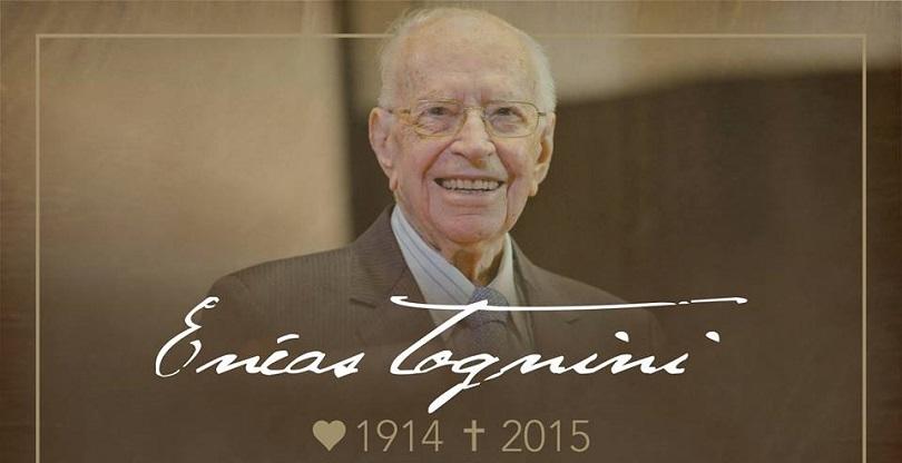 Morre o pastor Enéas Tognini, aos 101 anos