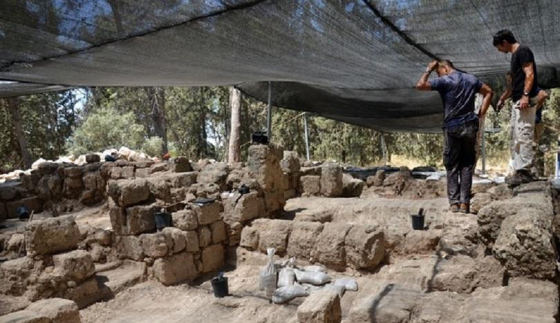 Arqueólogos israelenses descobrem possível túmulo dos Macabeus