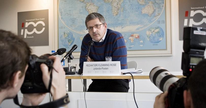 Polêmica publicação de charges de Maomé completa dez anos