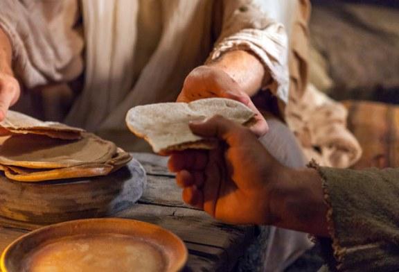 O SENHOR JESUS QUER CEAR COM SUA FAMÍLIA!