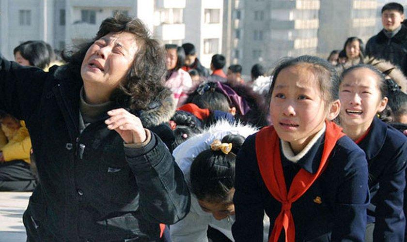 """""""Existem cristãos na Coreia do Norte que nunca seguraram uma Bíblia"""", diz missionário"""