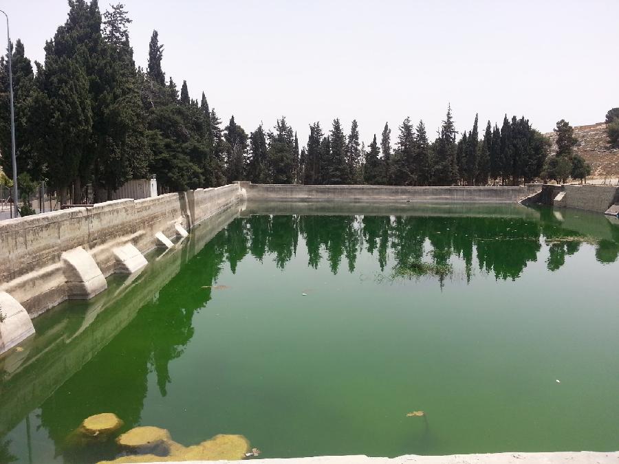 Piscinas construídas no tempo de Jesus serão restauradas, em Israel