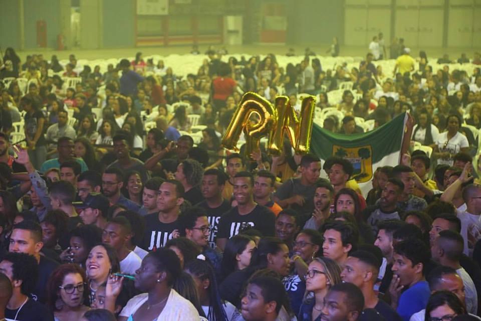 Milhares de jovens participam do COMJADEM 2017