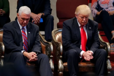 """""""O presidente Trump é evangélico e eu também"""", declara vice-presidente dos EUA"""