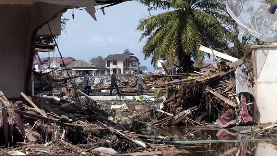 Cientistas preveem aumento de desastres naturais em 2018