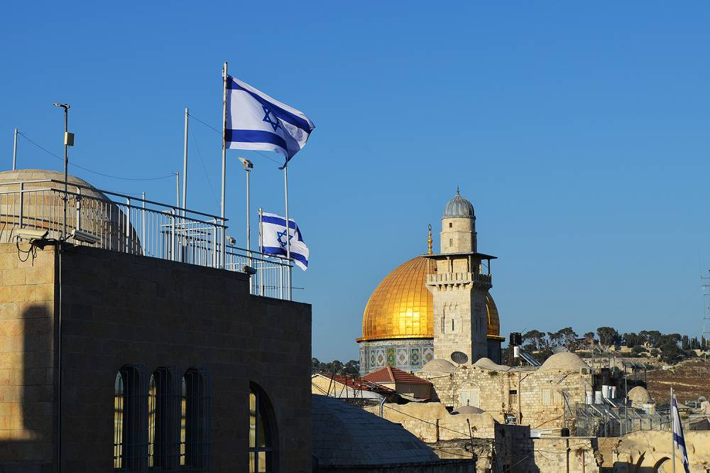 """Israel negocia com """"dez países"""" a transferência de suas embaixadas para Jerusalém"""