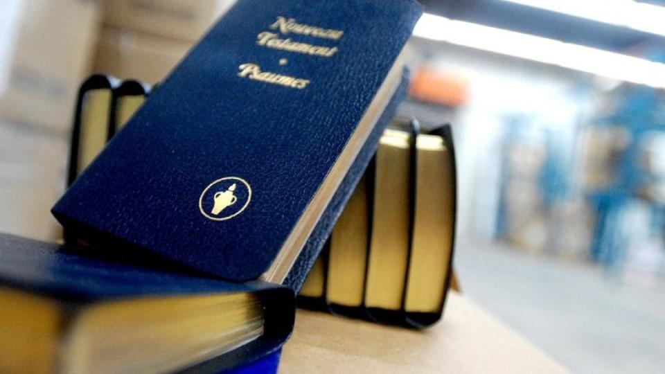Gideões são proibidos de distribuir Bíblias em escola dos EUA