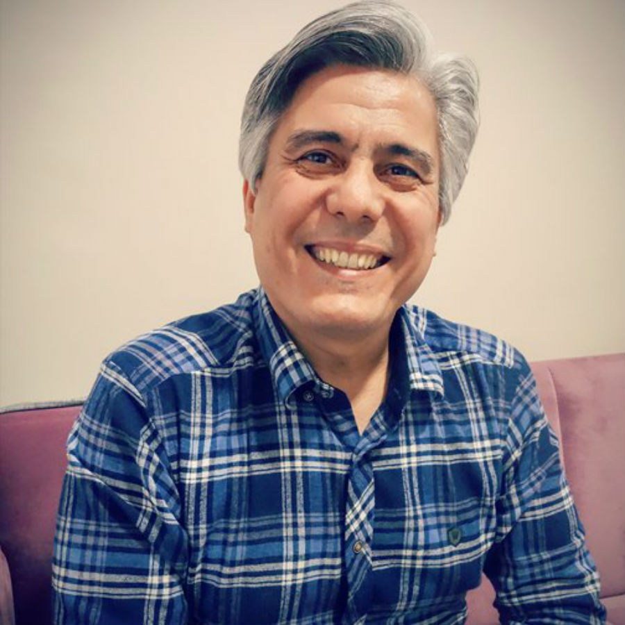 O pastor iraniano Reza Safa