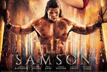 História de Sansão vira filme para o cinema