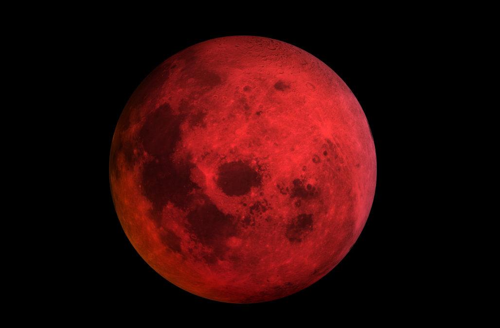 Superlua, Lua Azul e Lua de Sangue coincidem e pastores comentam significados bíblicos