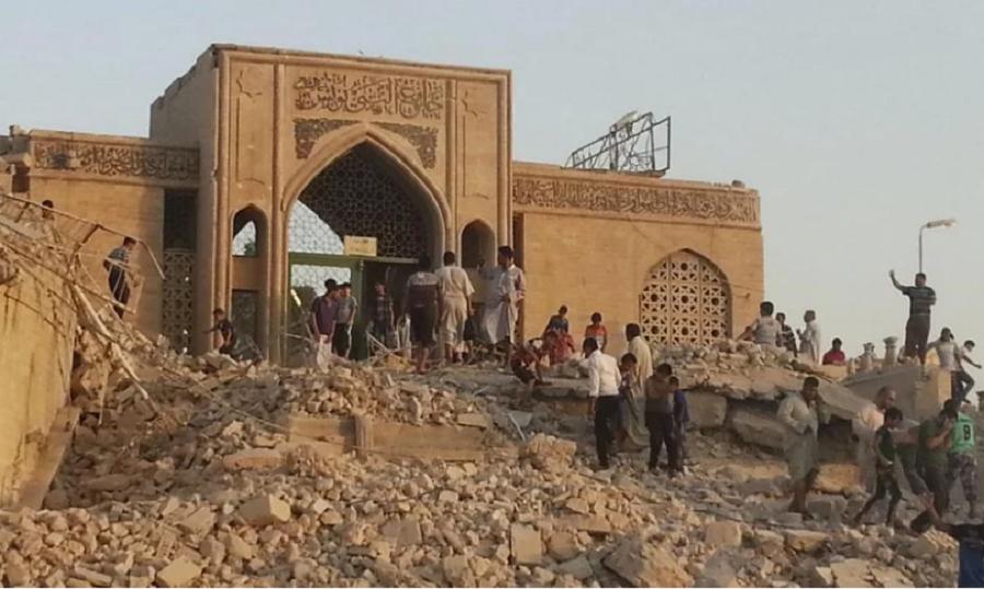 Vandalizado pelo Estado Islâmico, túmulo de Jonas confirma relato bíblico em Nínive