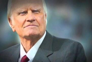 Billy Graham pediu que seu funeral não tivesse foco nele, mas sim no Evangelho
