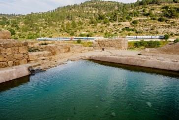 Arqueólogos encontram piscina onde eunuco etíope foi batizado por Filipe