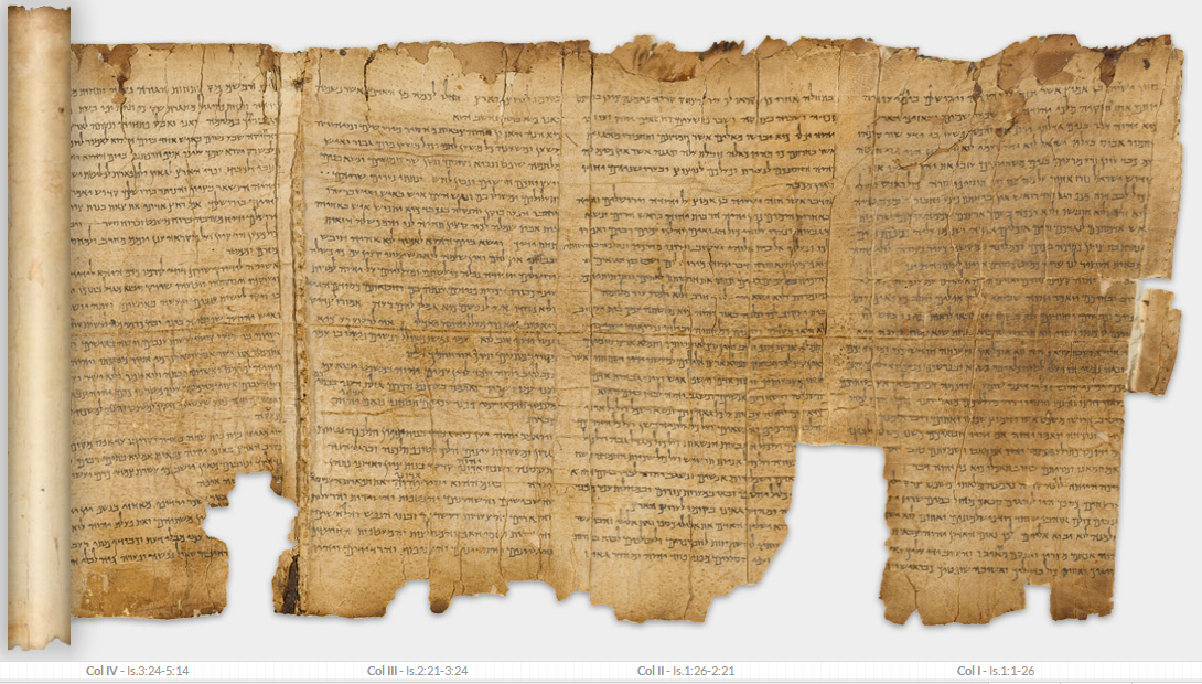 Pergaminhos do Mar Morto podem desvendar detalhes da última semana de Jesus na Terra