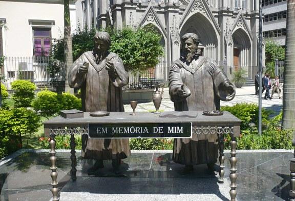 Primeiro culto protestante no Brasil completa 461 anos